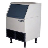 Scotsman AFE424A-1A Air Cooled 395 Lb Undercounter Flake Ice Machine
