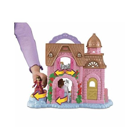 Fisher-Price Pony Palace Stable (Little Palace Collection)