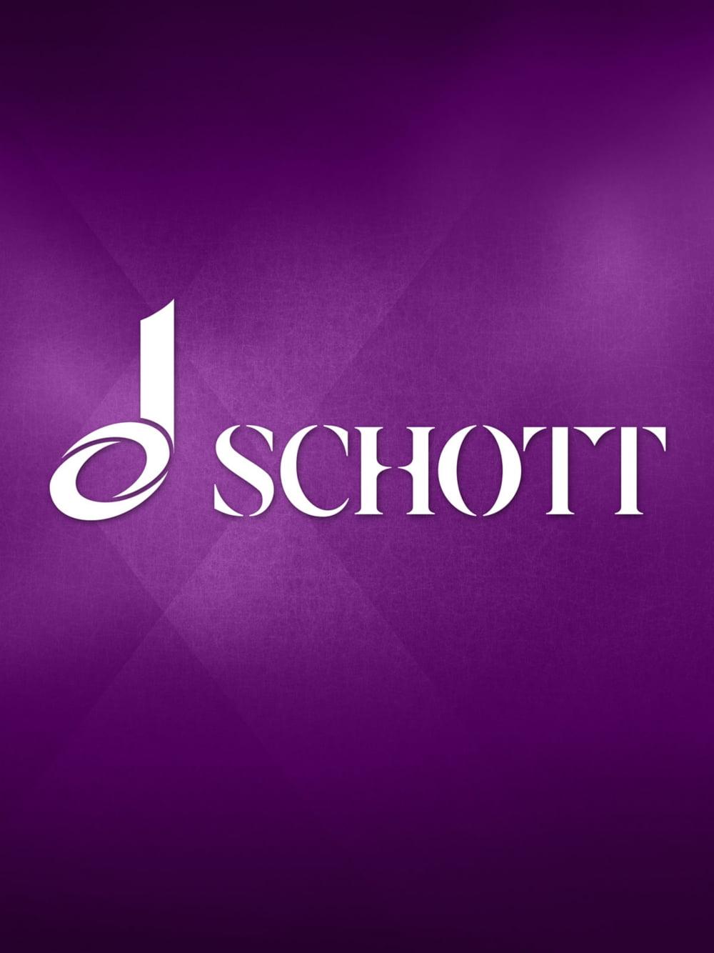 Eulenburg Concerto for Bassoon in B Major Op. 45, No. 8 La notte (Cembalo Part) Schott... by Eulenburg