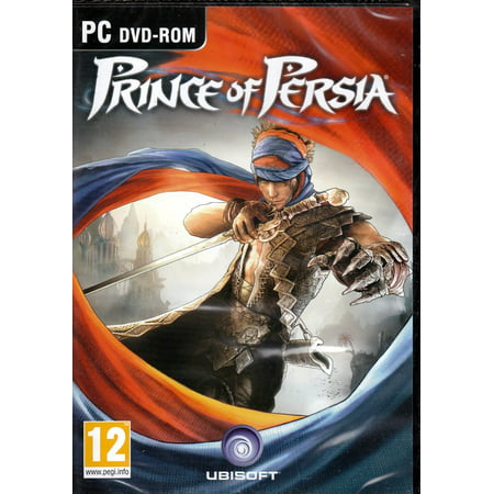 Prince of Persia PC DVDRom - Walk the path of a young warrior caught between the forces of good and
