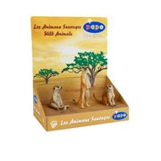 Meerkats Set by Papo - PP50099