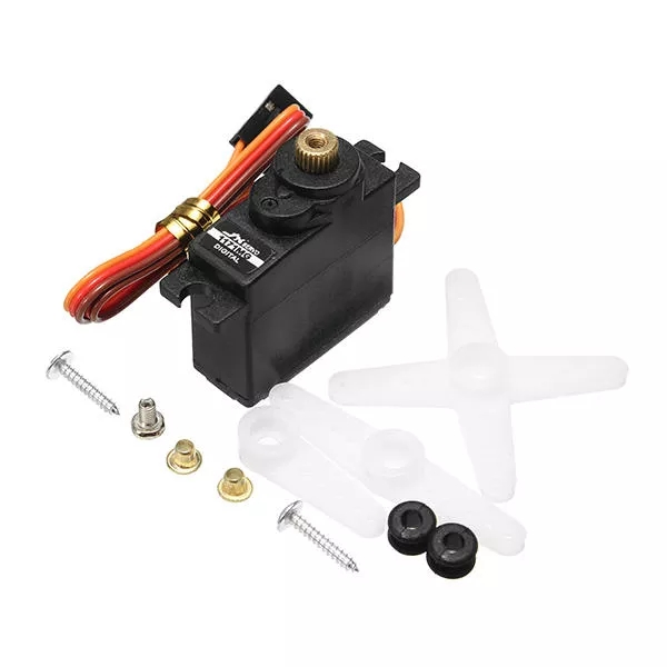 Details about  /Servo Engine Analog 5,5 KG CM 7 G With Accessories 0,19 S
