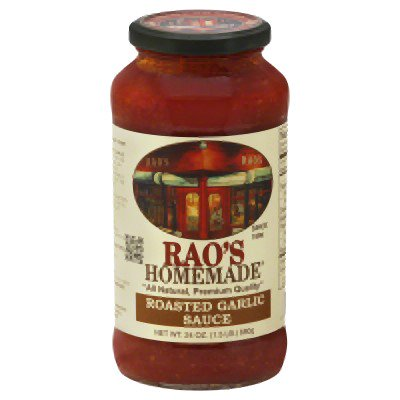 Rao's Homemade Roasted Garlic Sauce, 24.0 -