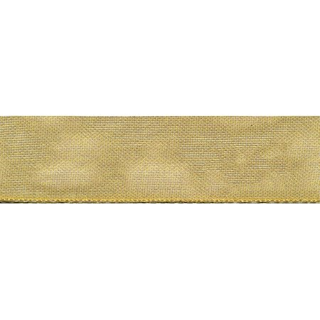 (Luxor Wired Metallic Sheer Ribbon 1