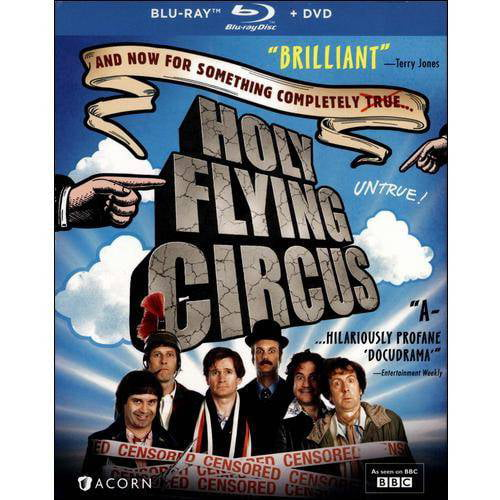 Holy Flying Circus (Blu-ray + DVD) (Widescreen) by ACORN MEDIA