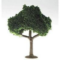 Life Like 1978 Medium Maple Trees (4)