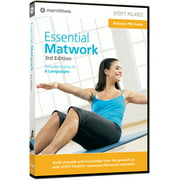 Stott Pilates: Essential Matwork 3rd Edition by