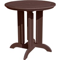 """highwood® Eco-Friendly Round 36"""" Diameter Counter Dining Table"""