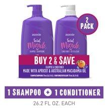 Shampoo & Conditioner: Aussie Volume