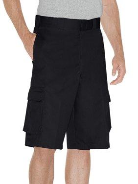 "Dickies Mens and Big Mens 13"" Loose Fit Cargo Shorts"