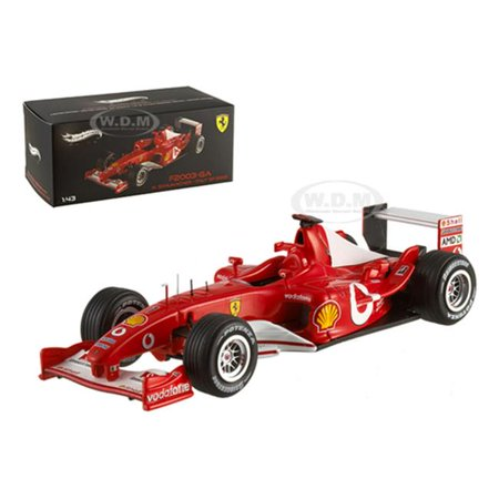 Ferrari F2003 Michael Schumacher Italy GP 2003 Elite Edition 1-43 Diecast Model