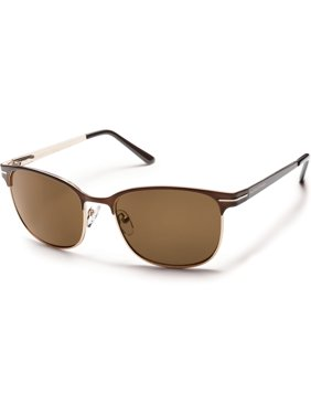 5ef8b5ae0f Product Image Suncloud Optics Causeway Sunglass Polarized Polycarbonate  Lens (BROWN BROWN POLARIZED POLYCARBONATE