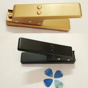 MIXFEER DIY Professional Guitar Picks Maker Guitar Plectrum Punch Maker Card Part Accessories