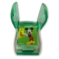 Party Favors - Mickey Mouse - Sharpener - Green - 1pc