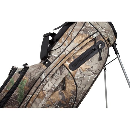 Pinemeadow Golf Realtree Camouflage Golf Stand Bag