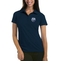 Virginia Cavaliers Antigua Women's 2019 NCAA Men's Basketball National Champions Pique Polo - Navy