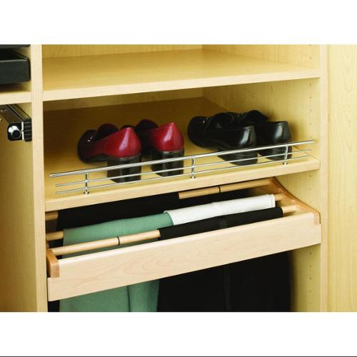 Rev-A-Shelf  CSR-17  Closet Organizer Accessories  CSR  Closet Organizers  Shoe Rails  ;Oil Rubbed Bronze