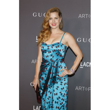 Amy Adams At Arrivals For 2017 Lacma Art  Film Gala Los Angeles County Museum Of Art Los Angeles Ca November 4 2017 Photo By Elizabeth GoodenoughEverett Collection Celebrity