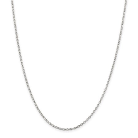 925 Sterling Silver 2mm Long Link Rolo Chain Necklace 16 Inch Pendant Charm Fine Jewelry Ideal Gifts For Women Gift Set From Heart