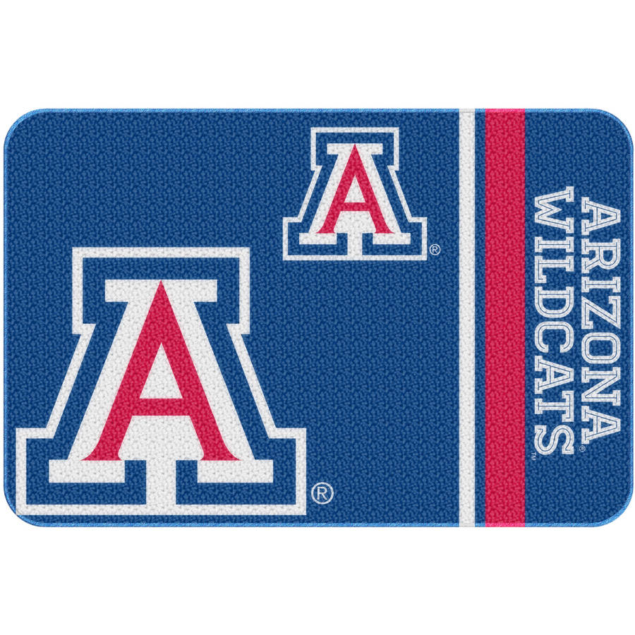 "NCAA Arizona Wildcats 20"" x 30"" Bath Rug"