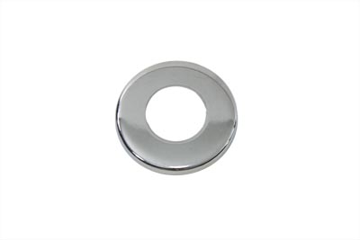 Dust Shield Lower Chrome,for Harley Davidson,by V-Twin