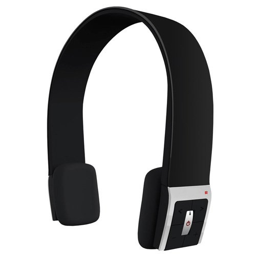 Fonus Wireless Over the Head Bluetooth Headset Headphone ...