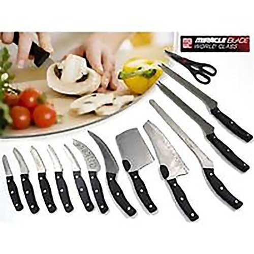Miracle Blade World Class - 13 Piece Knife Set