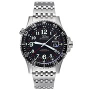 Xezo  Air Men's Air Commando D45-R Luxury Swiss Limited Edition Automatic Watch