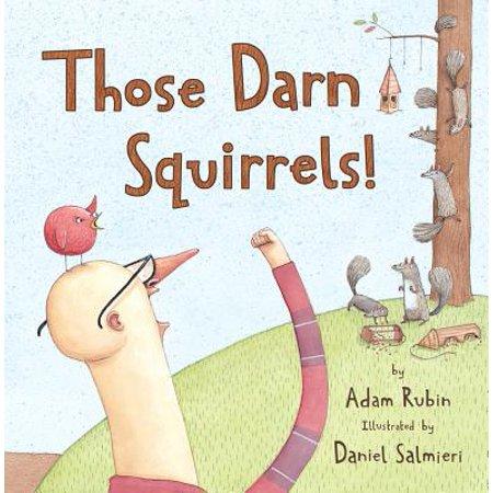 Playful Squirrels - Those Darn Squirrels!