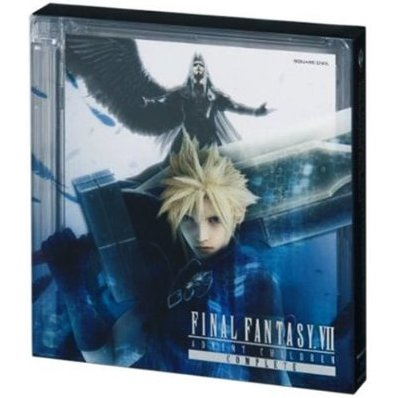 Final Fantasy VII: Advent Children - Complete - First Print  with Final Fantasy XIII Trial Version [PlayStation 3]