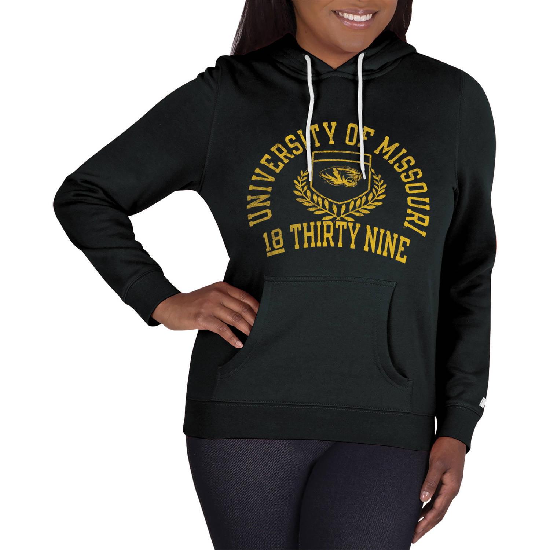 NCAA Missouri Tigers Ladies Classic-Fit Pullover Hood