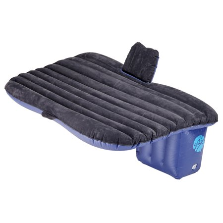 """57"""" Inflatable Mattress Air Cushion Car Backseat Bed with Pump & 2 Pillows New"""