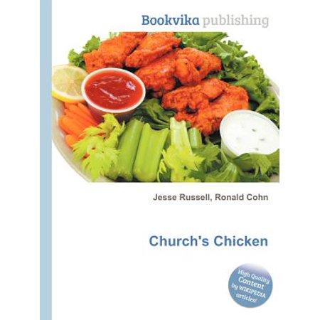 Churchs Chicken Walmart