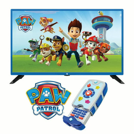 32″ Paw Patrol HD LED TV with Built-In TV Tuner Now $79.99 (Was $129.99)