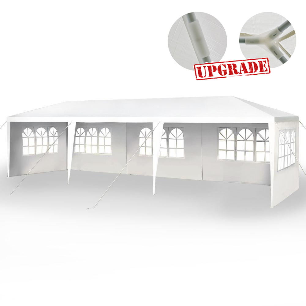 Ktaxon upgrade 10' x 30' Party Tent Wedding Canopy Gazebo Wedding Tent