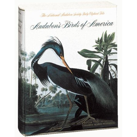 Audubon Bird Call - Audubon's Birds of America : The Audubon Society Baby Elephant Folio