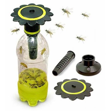 Soda Bottle Wasp Trap - 2pk - Bottle Trap Plumbing
