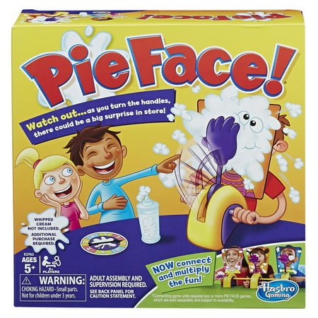 Pie Face Game, Ages 5 and up ()
