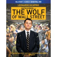 Deals on The Wolf of Wall Street Blu-ray + DVD