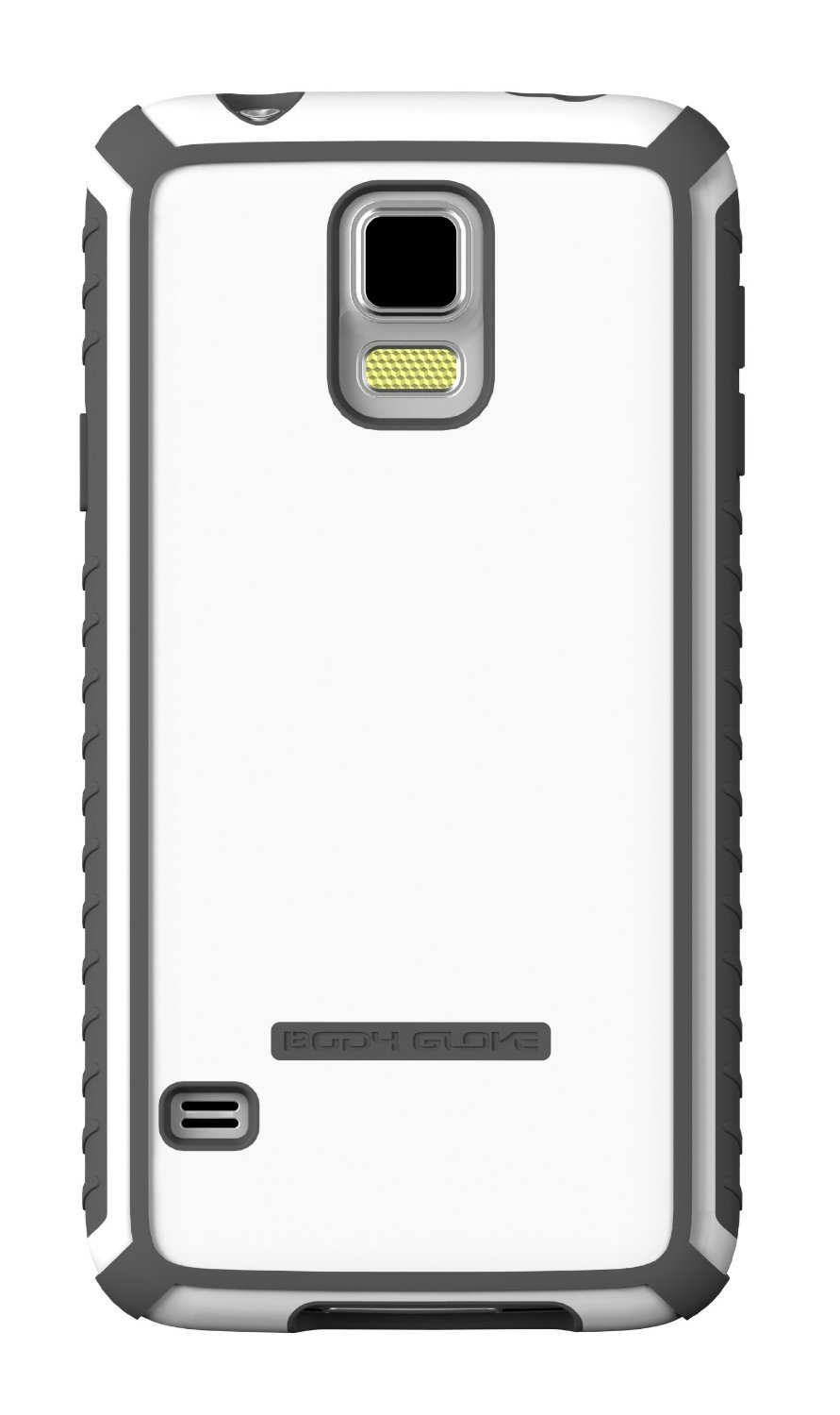 Body Glove Tactic Case for the Samsung Galaxy S5 (White   Charcoal) by Body Glove