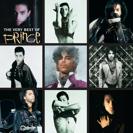 Prince - The Very Best Of Prince (Best Summer Infant Toddler Cds)