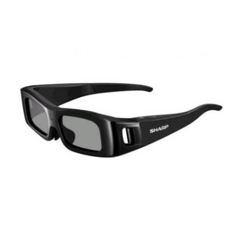 Sharp AN-3DG30 3d Active Eyewear 50hr.li-ion Battery Usb ...