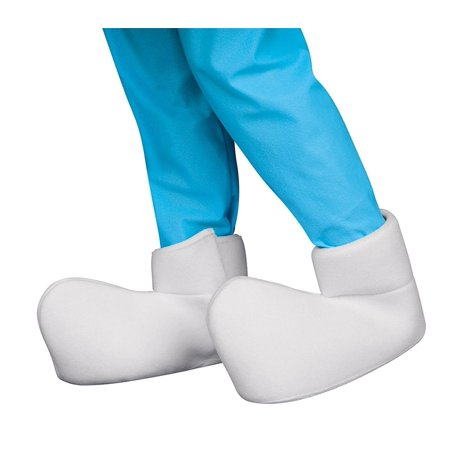 Smurfs: The Lost Village Smurf Child Shoe Covers Costume Accessory