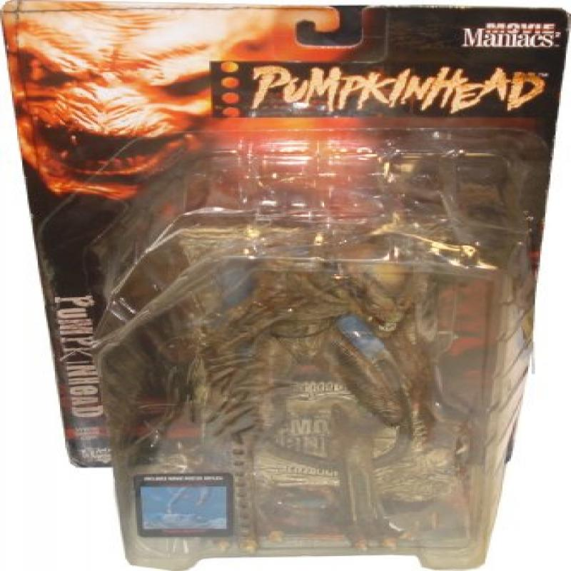 Mcfarlane Movie Maniacs Series 2 Pumpkinhead Action Figure