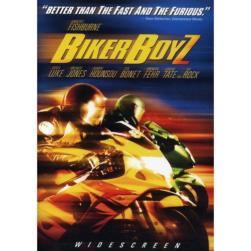 Biker Boyz (Widescreen Edition) by NATIONAL AMUSEMENT INC.
