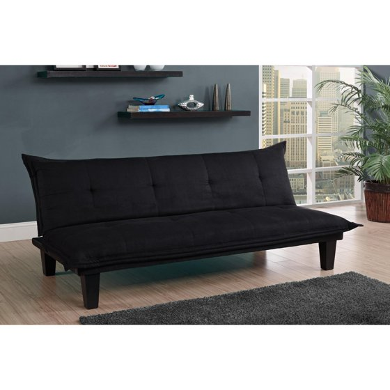 Dhp Lodge Futon Multiple Colors