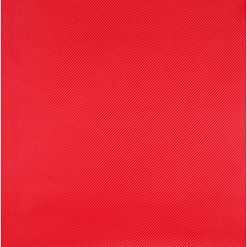 G154 Red Carbon Fiber Marine Grade Vinyl Upholstery By The Yard By