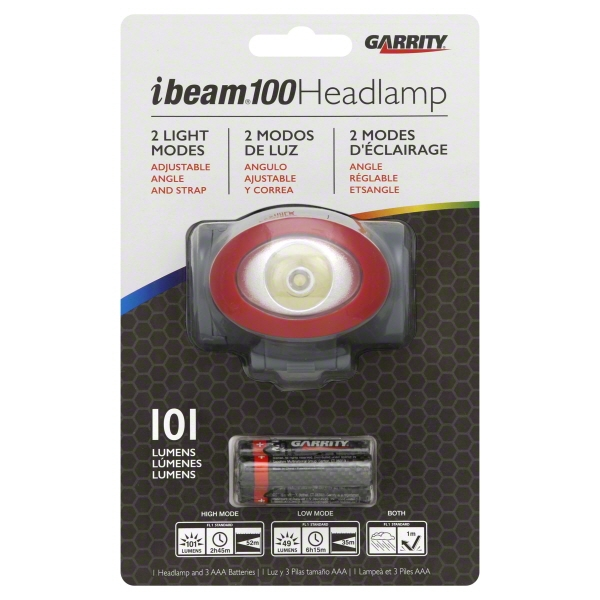 Ozark Trail Garrity 100 Lumens Headlamp