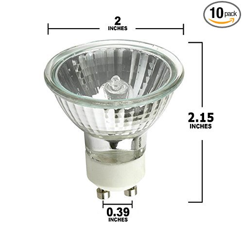 MR16FL50/L/GU10 Prism T8U2FR12/850/Dir/LED 107180 50W MR16