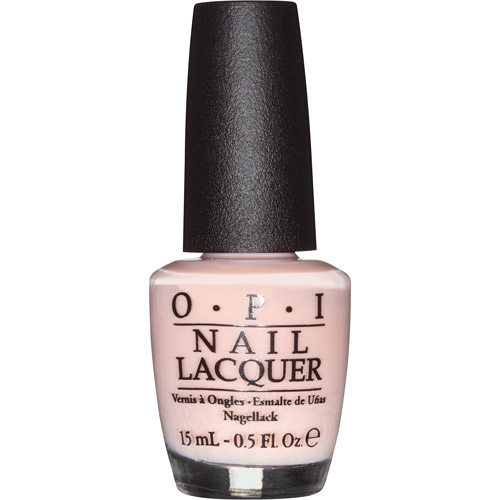 OPI Soft Shades Nail Lacquer, NL S86 Bubble Bath, 0.5 fl oz
